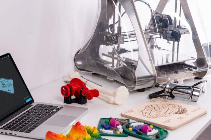 3D tisk můžete realizovat i v domácích podmínkách