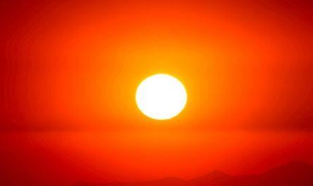 Sluníčko, které vyzařuje nezbytný vitamín D.